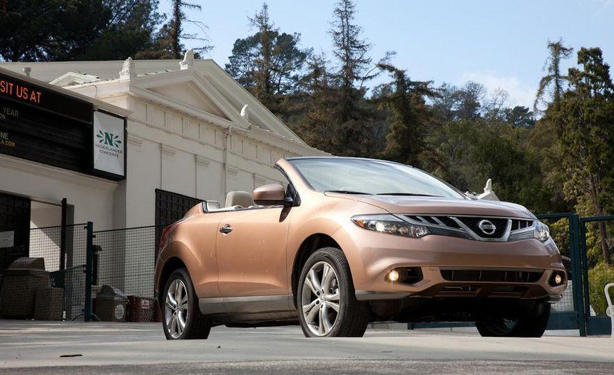 2011 Nissan Murano CrossCabriolet - Slide 8
