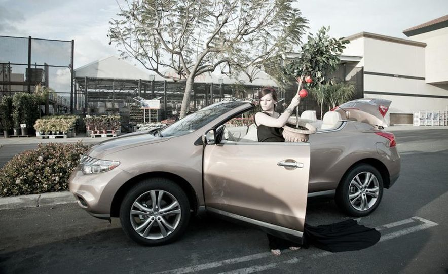 2011 Nissan Murano CrossCabriolet - Slide 36