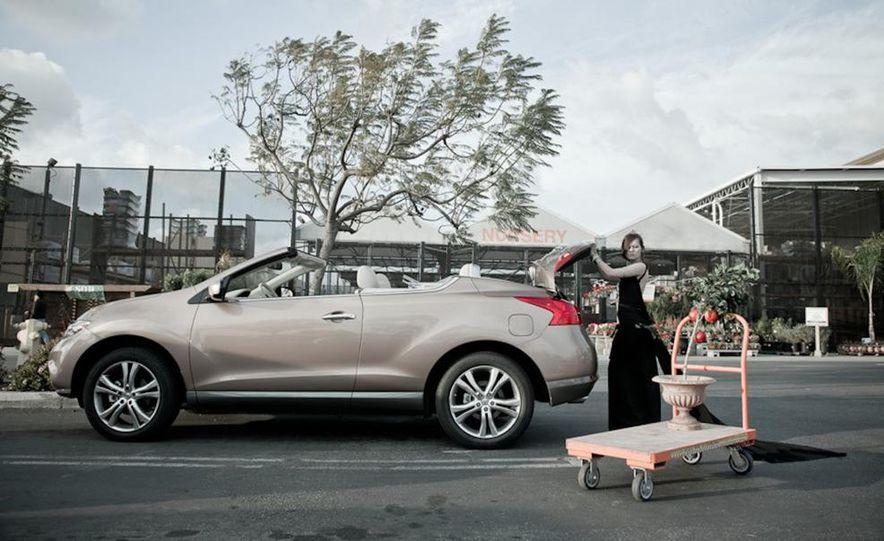 2011 Nissan Murano CrossCabriolet - Slide 37
