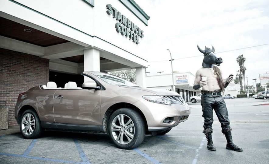 2011 Nissan Murano CrossCabriolet - Slide 41
