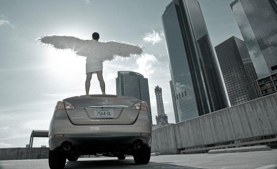 2011 Nissan Murano CrossCabriolet - Slide 43