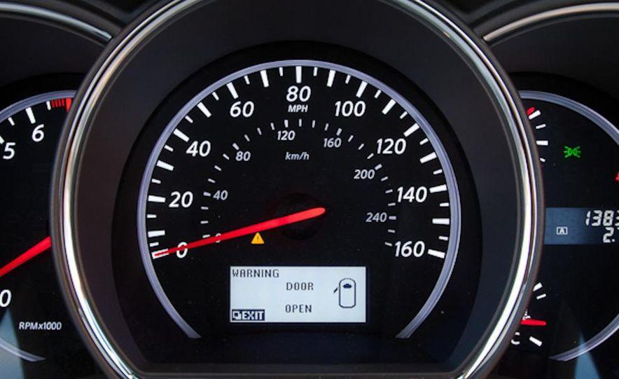 2011 Nissan Murano CrossCabriolet - Slide 29