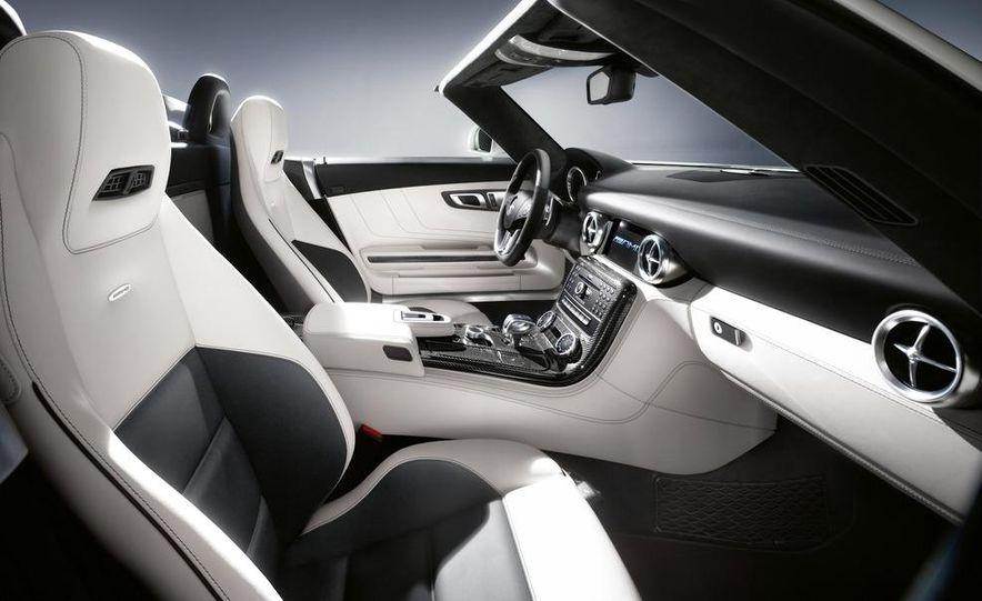 2012 Mercedes-Benz SLS AMG roadster - Slide 50
