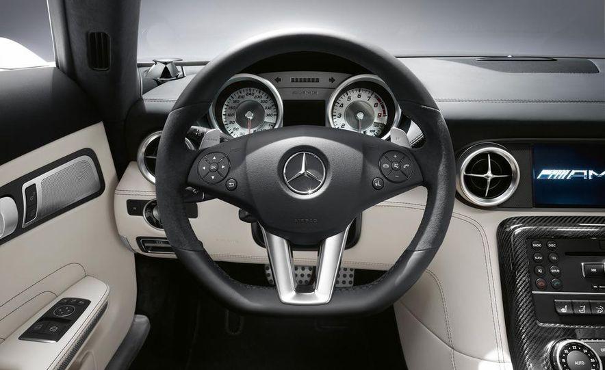 2012 Mercedes-Benz SLS AMG roadster - Slide 51