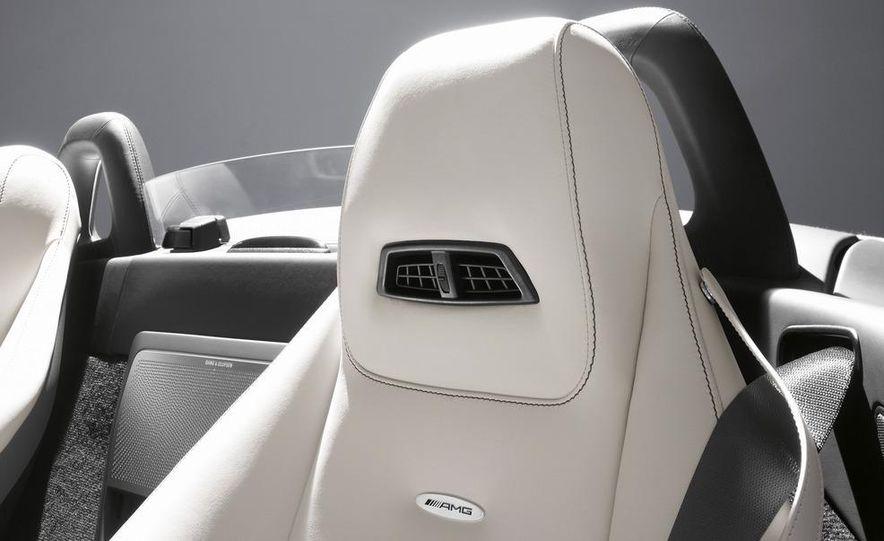 2012 Mercedes-Benz SLS AMG roadster - Slide 53