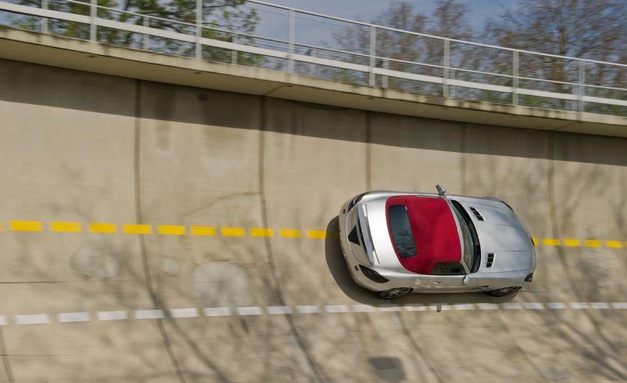 2012 Mercedes-Benz SLS AMG roadster - Slide 58