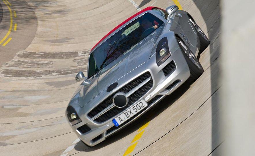 2012 Mercedes-Benz SLS AMG roadster - Slide 59