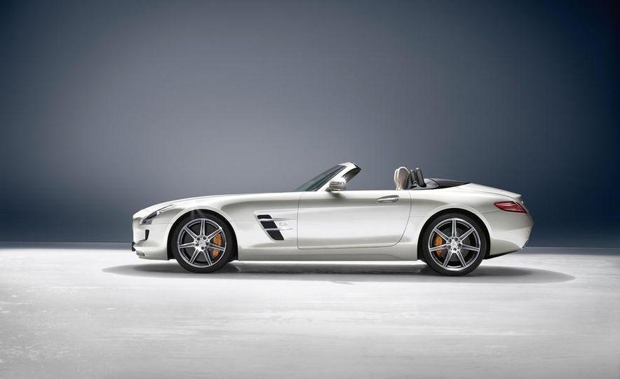 2012 Mercedes-Benz SLS AMG roadster - Slide 17