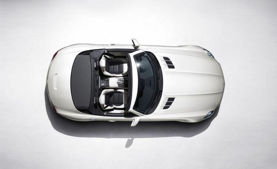 2012 Mercedes-Benz SLS AMG roadster - Slide 23