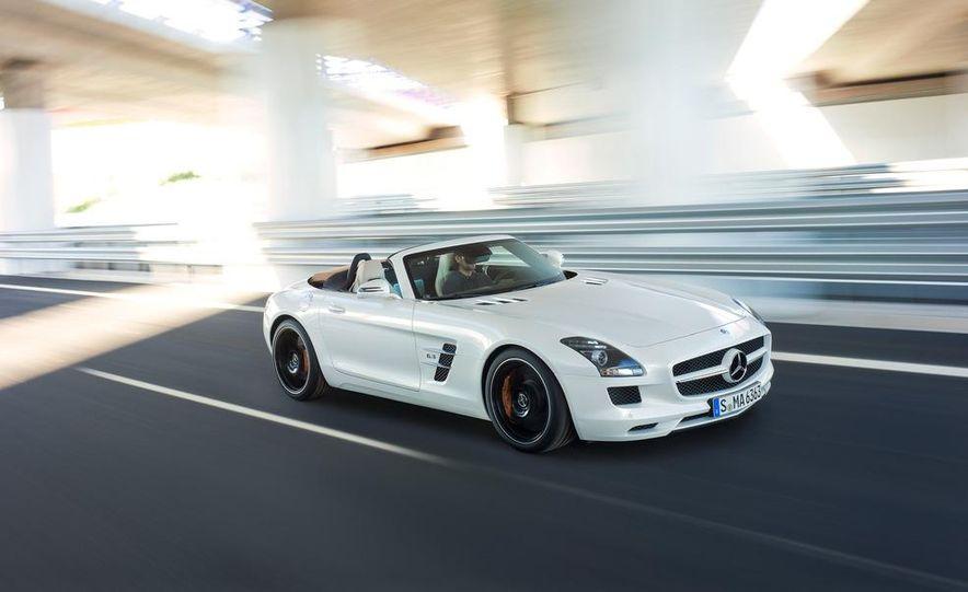 2012 Mercedes-Benz SLS AMG roadster - Slide 25