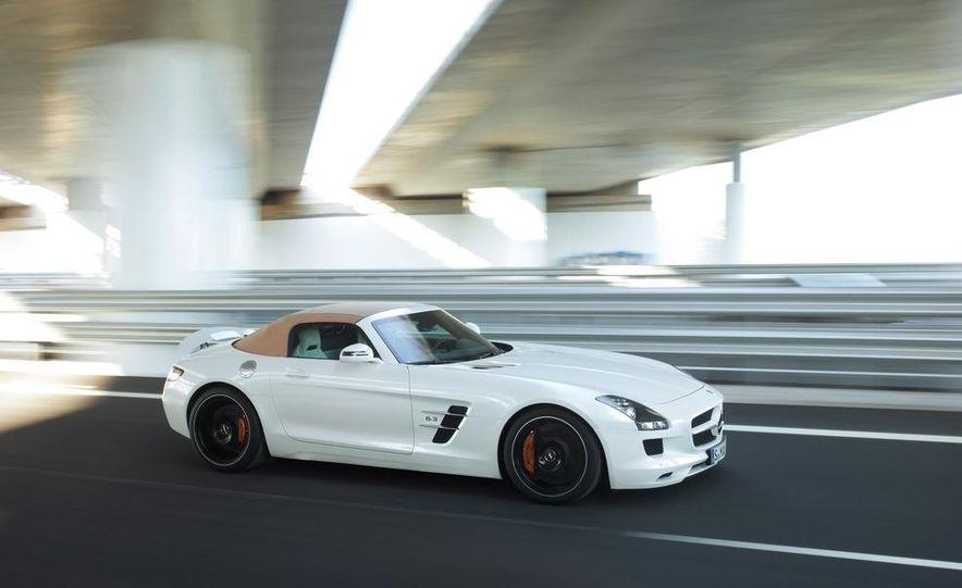 2012 Mercedes-Benz SLS AMG roadster - Slide 28