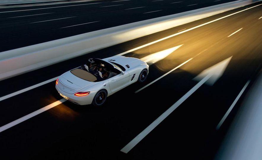 2012 Mercedes-Benz SLS AMG roadster - Slide 29