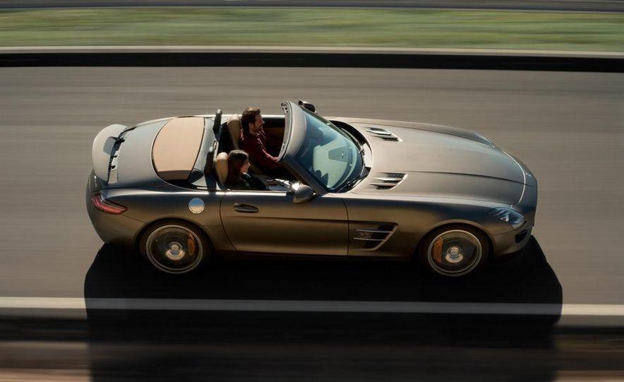2012 Mercedes-Benz SLS AMG roadster - Slide 40