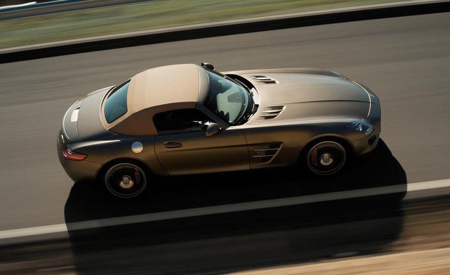 2012 Mercedes-Benz SLS AMG roadster - Slide 41