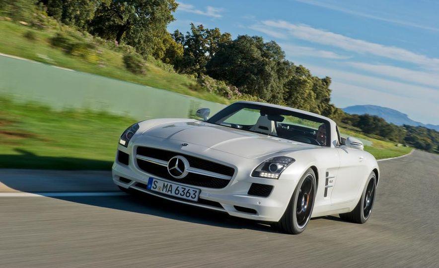 2012 Mercedes-Benz SLS AMG roadster - Slide 30