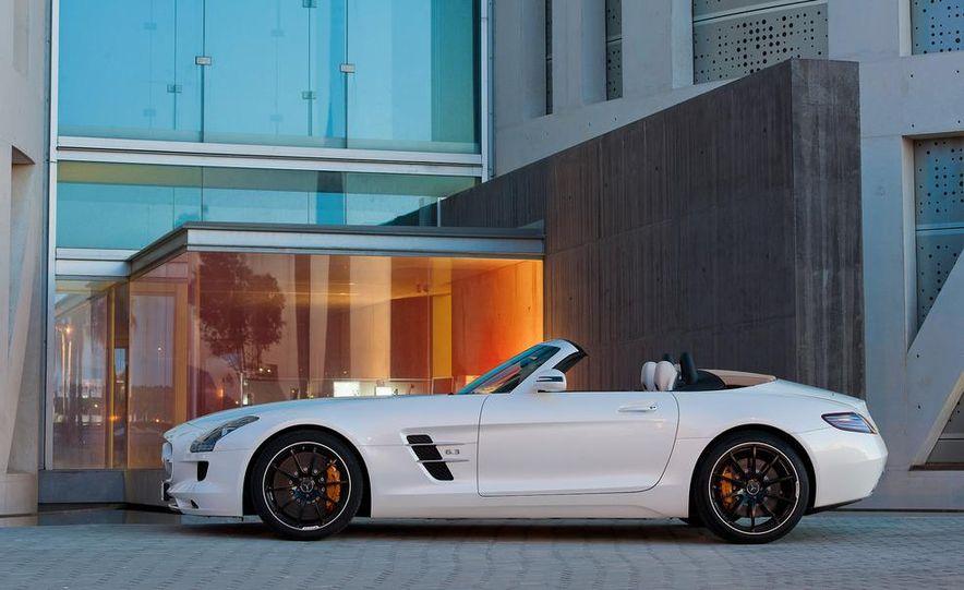 2012 Mercedes-Benz SLS AMG roadster - Slide 32