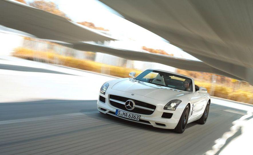 2012 Mercedes-Benz SLS AMG roadster - Slide 36