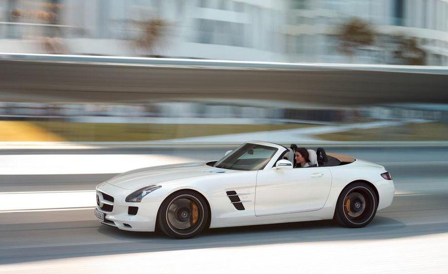2012 Mercedes-Benz SLS AMG roadster - Slide 37