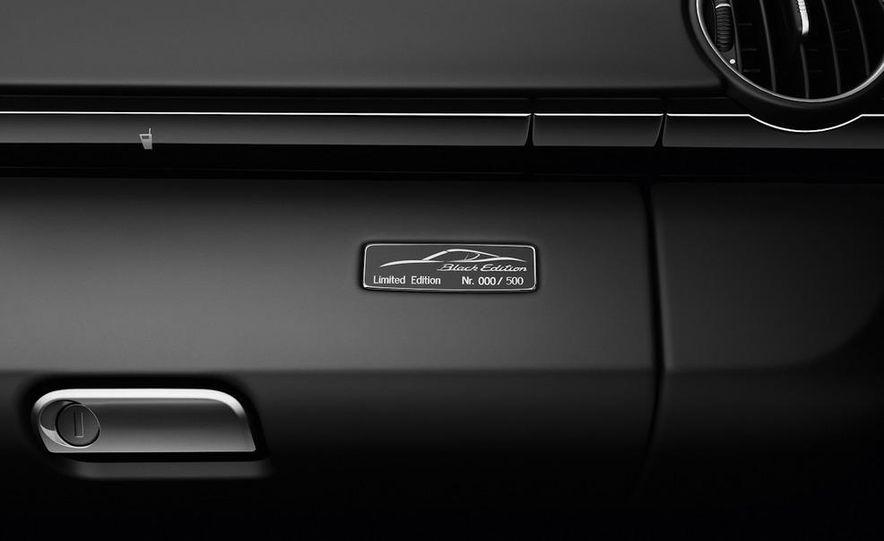 2012 Porsche Cayman S Black Edition - Slide 6