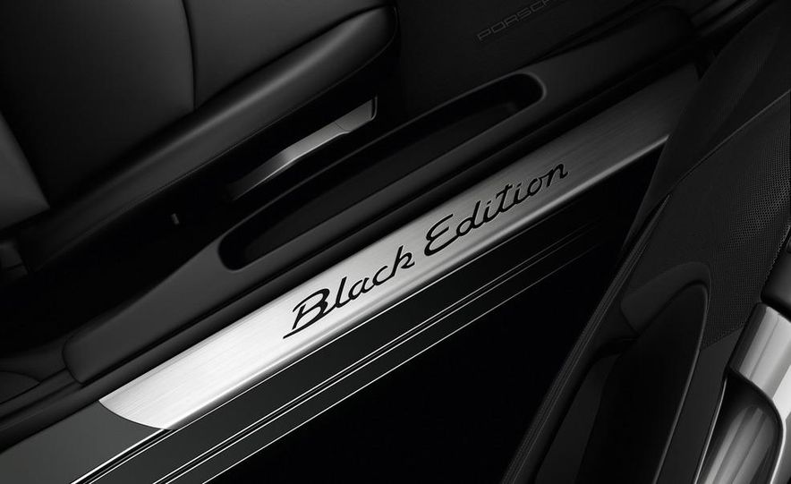 2012 Porsche Cayman S Black Edition - Slide 5