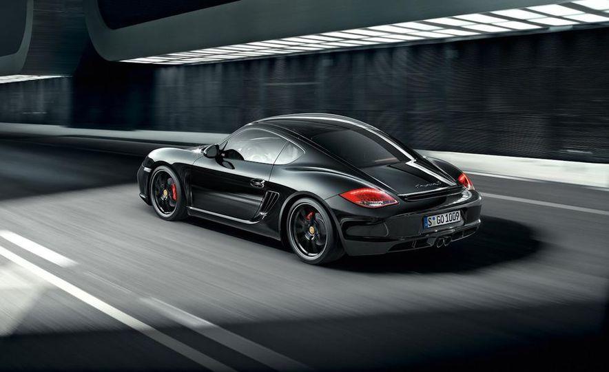 2012 Porsche Cayman S Black Edition - Slide 2