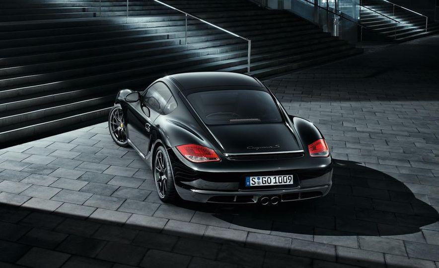 2012 Porsche Cayman S Black Edition - Slide 3