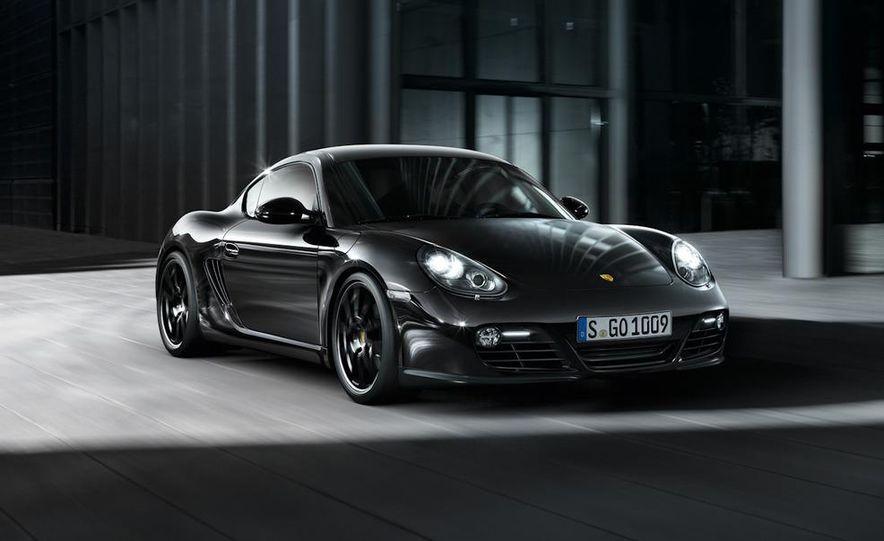 2012 Porsche Cayman S Black Edition - Slide 4