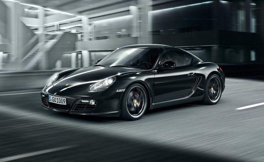 2012 Porsche Cayman S Black Edition - Slide 1