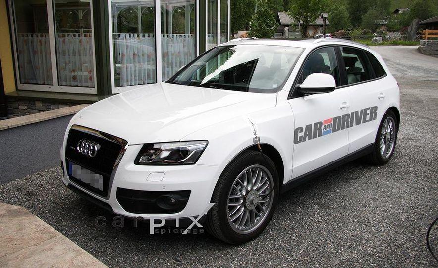 2013 Audi Q5 S / SQ5 (spy photo) - Slide 1
