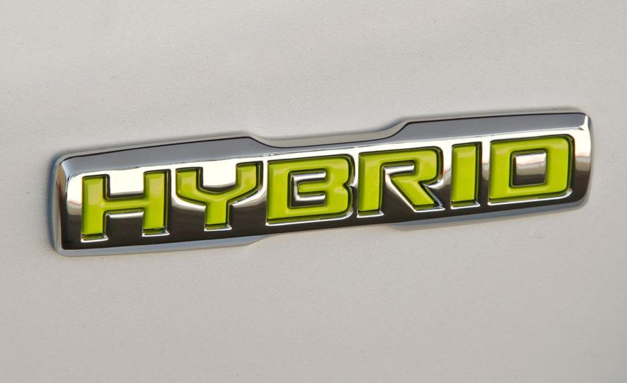 2011 Kia Optima hybrid - Slide 23