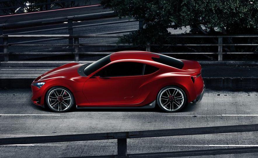 2012 Scion FR-S / Toyota FT-86 / Subaru RWD sports car (spy photo) - Slide 20