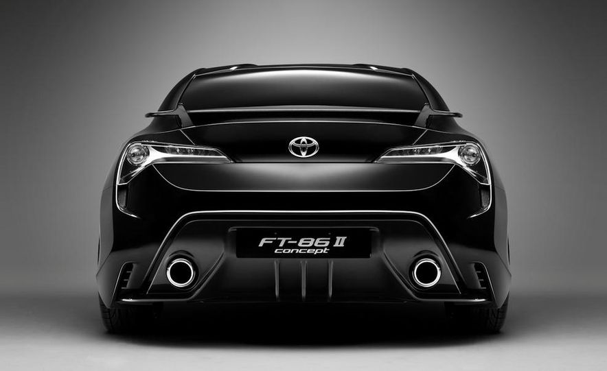 2012 Scion FR-S / Toyota FT-86 / Subaru RWD sports car (spy photo) - Slide 31