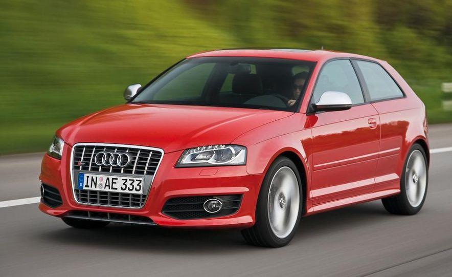 2013 Audi S1 (spy photo) - Slide 6