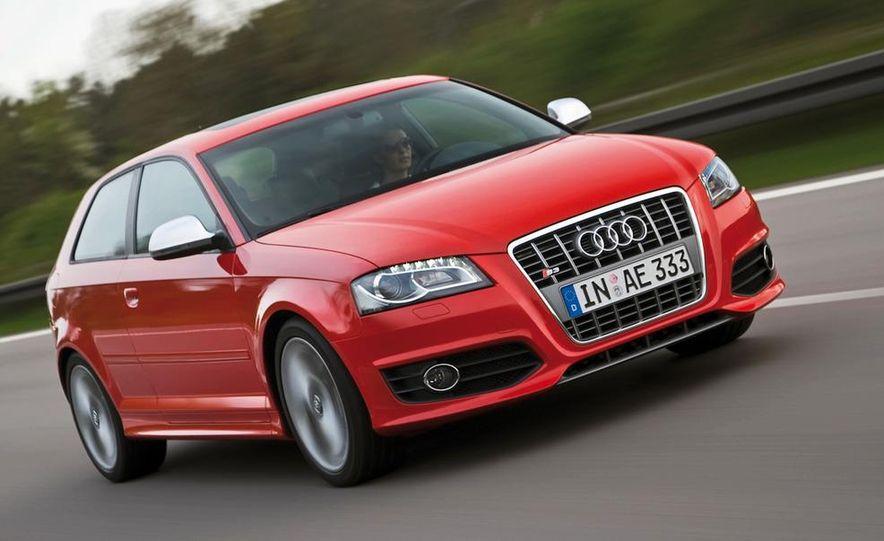 2013 Audi S1 (spy photo) - Slide 7