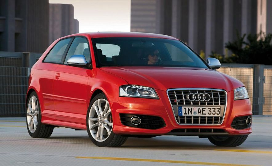 2013 Audi S1 (spy photo) - Slide 12