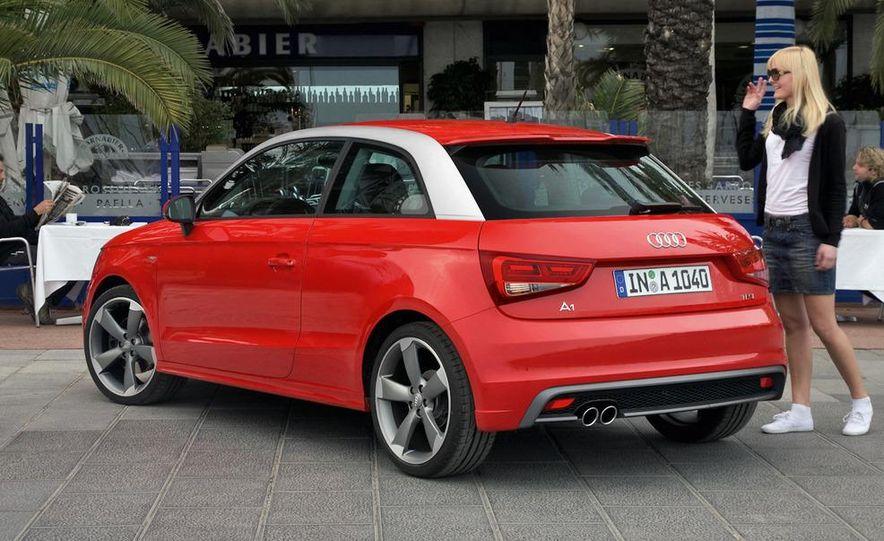 2013 Audi S1 (spy photo) - Slide 30