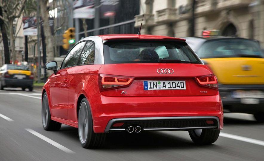 2013 Audi S1 (spy photo) - Slide 32