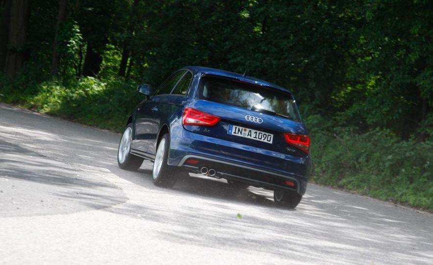 2013 Audi S1 (spy photo) - Slide 27