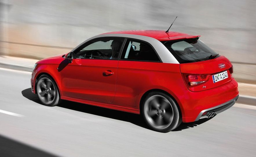 2013 Audi S1 (spy photo) - Slide 36
