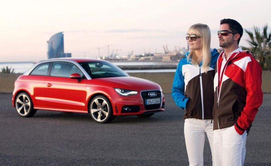 2013 Audi S1 (spy photo) - Slide 38