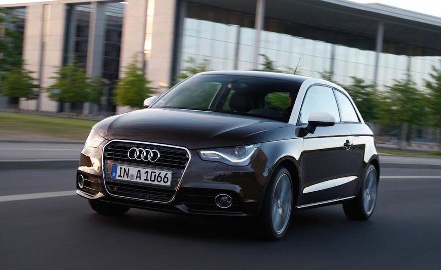 2013 Audi S1 (spy photo) - Slide 48