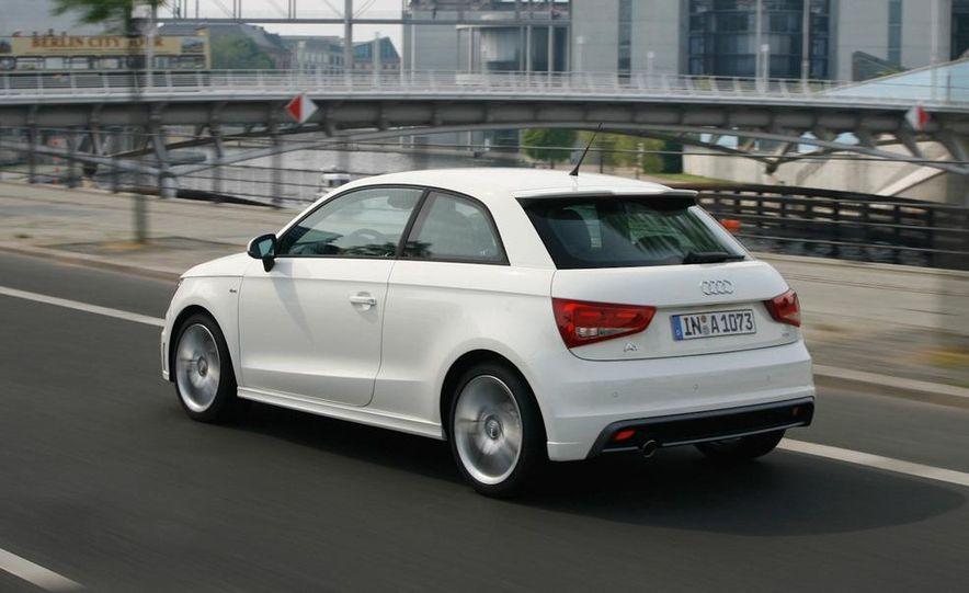 2013 Audi S1 (spy photo) - Slide 50