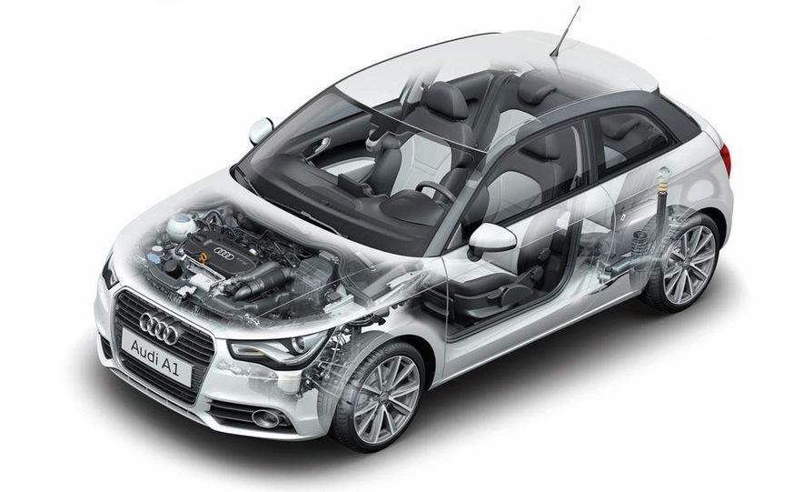 2013 Audi S1 (spy photo) - Slide 65