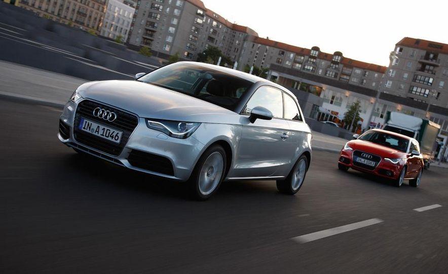 2013 Audi S1 (spy photo) - Slide 22
