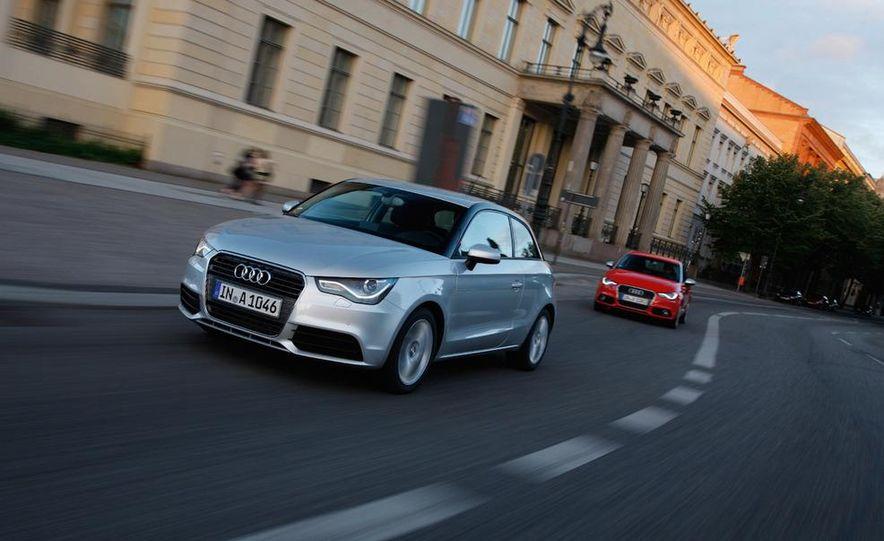 2013 Audi S1 (spy photo) - Slide 25