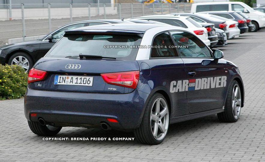 2013 Audi S1 (spy photo) - Slide 2
