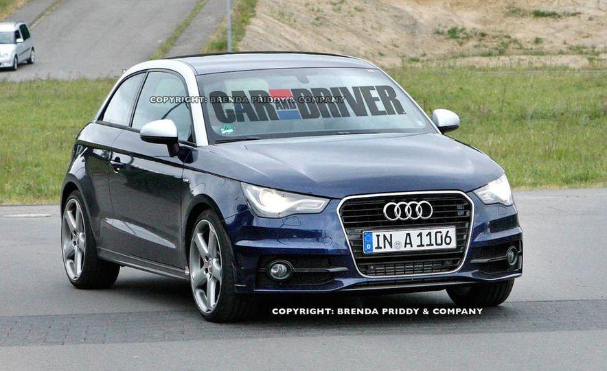2013 Audi S1 (spy photo) - Slide 3