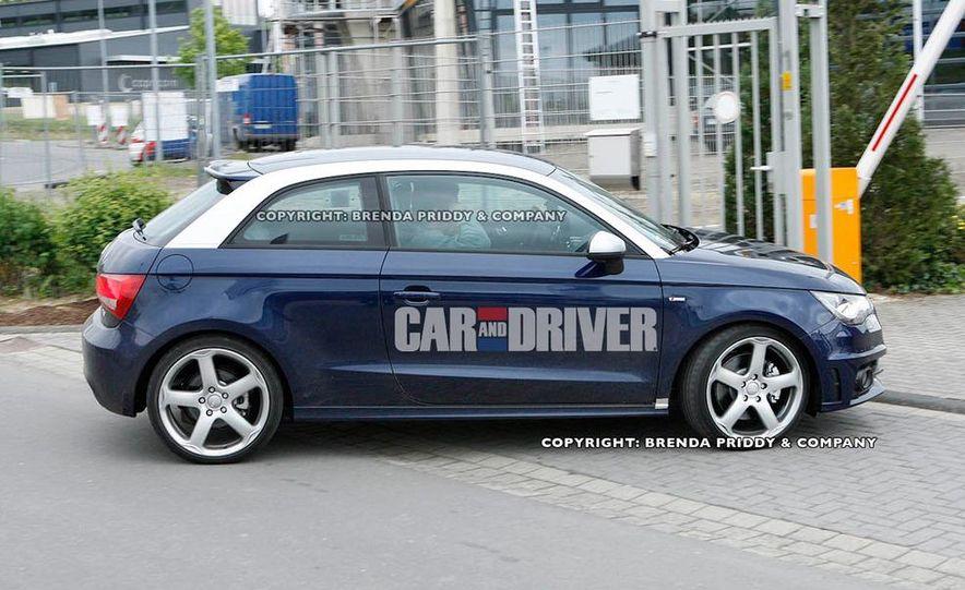 2013 Audi S1 (spy photo) - Slide 5