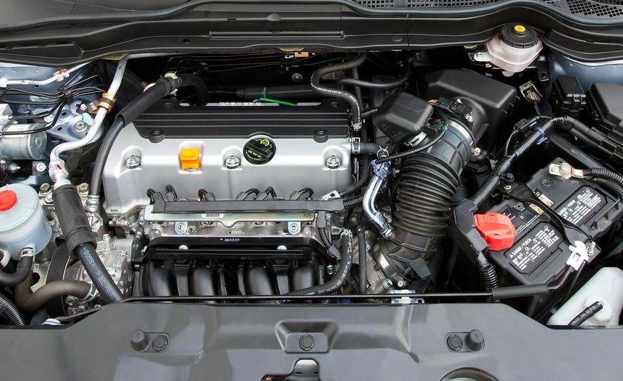 2012 Honda CR-V (spy photo) - Slide 33
