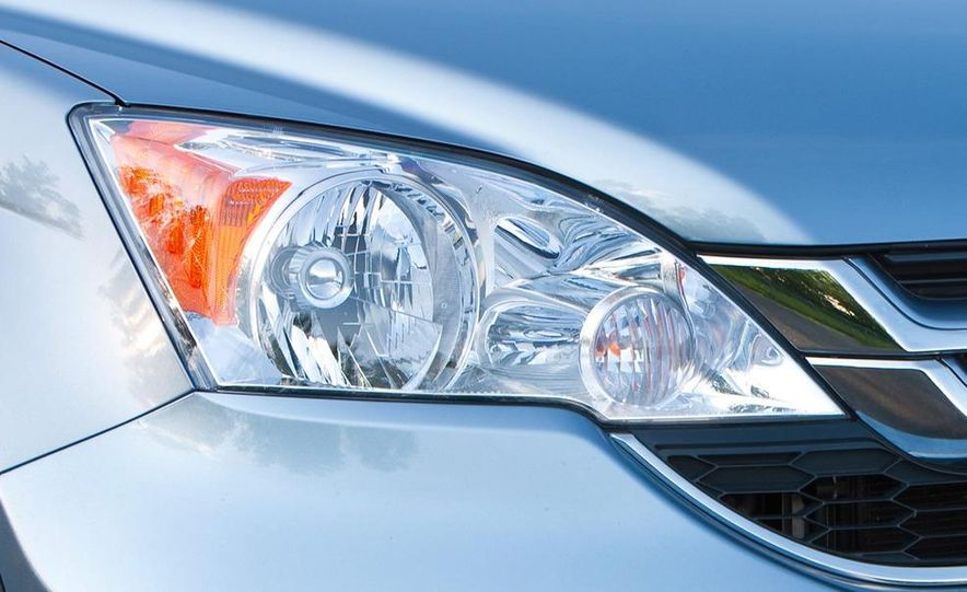 2012 Honda CR-V (spy photo) - Slide 25